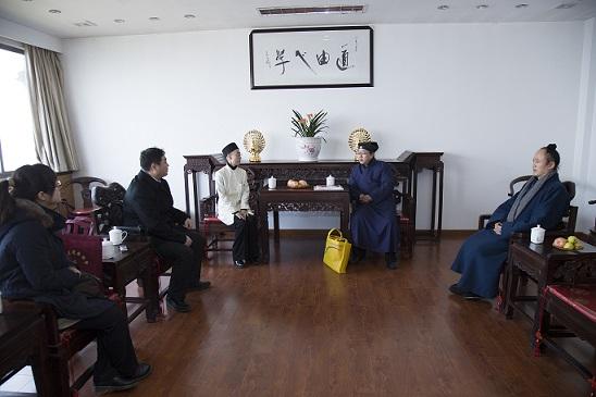 中国浙江省杭州タオイズム交流の旅 15.03.11-12