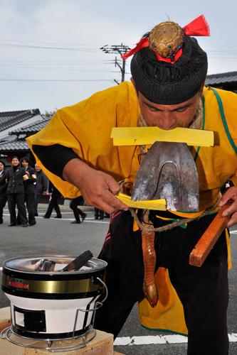 道教儀礼:慶土科儀 祭送五土百靈神煞遠離他方 /日本道観の道教交流