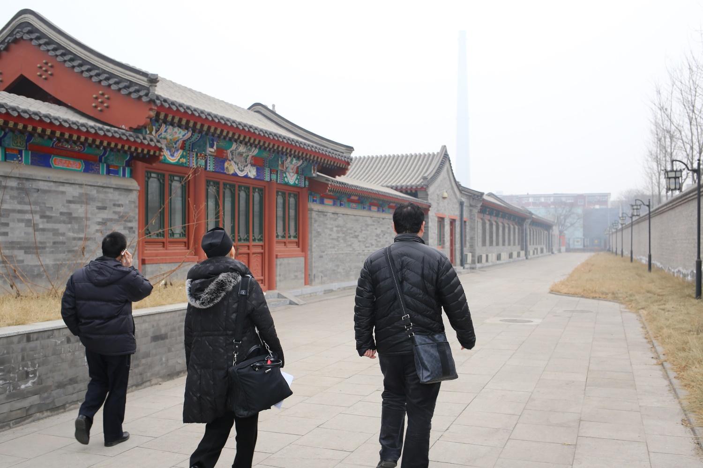 中国道教協会を訪れる/日本道観の道教交流